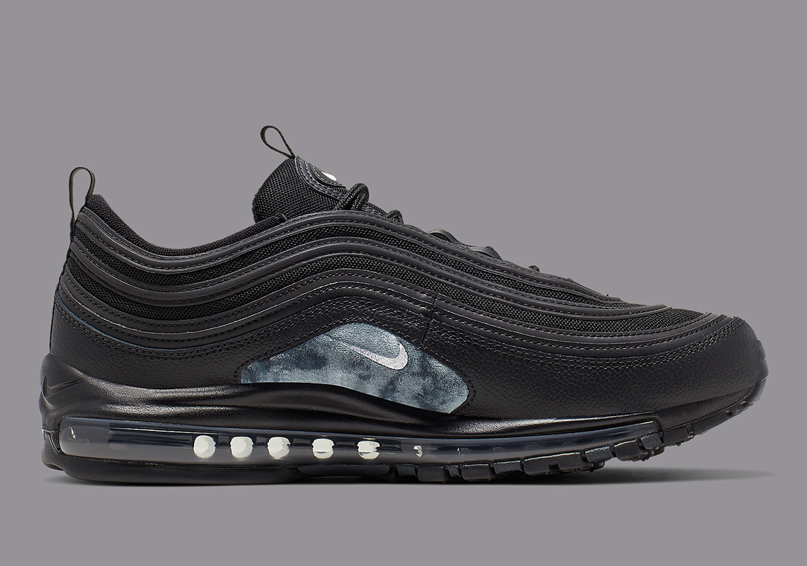 Nike Air Max 97 black white anthracite