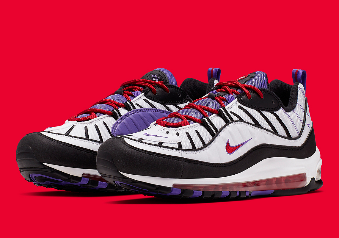 c102f415d2 Raptors-Inspired Nike Air Max 98 Coming Soon: Official Images