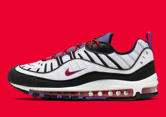 Nike Is Cashing In On Raptors Mania With This Upcoming Air Max 98