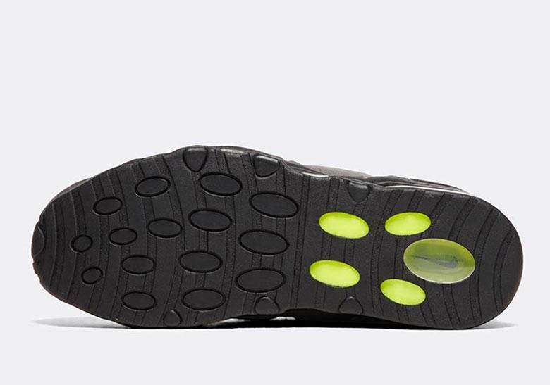 brand new 0005b 665ea Nike Air Max Uptempo 95 Neon Release Info | SneakerNews.com