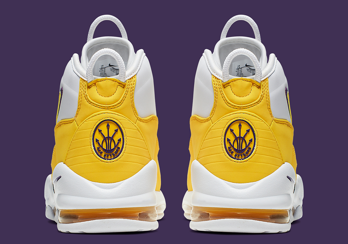 Nike Air Max Uptempo Lakers CK0892-102
