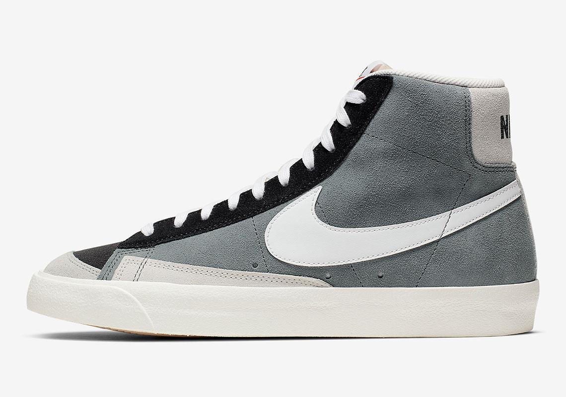 Gruñón Pesimista cortador  Nike Blazer Mid 77 Vintage CI1167-001 Release Info | SneakerNews.com