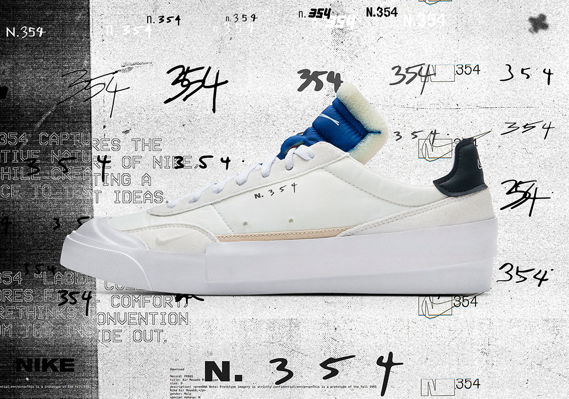 Nike Debuts Three Concept-Driven Footwear Styles