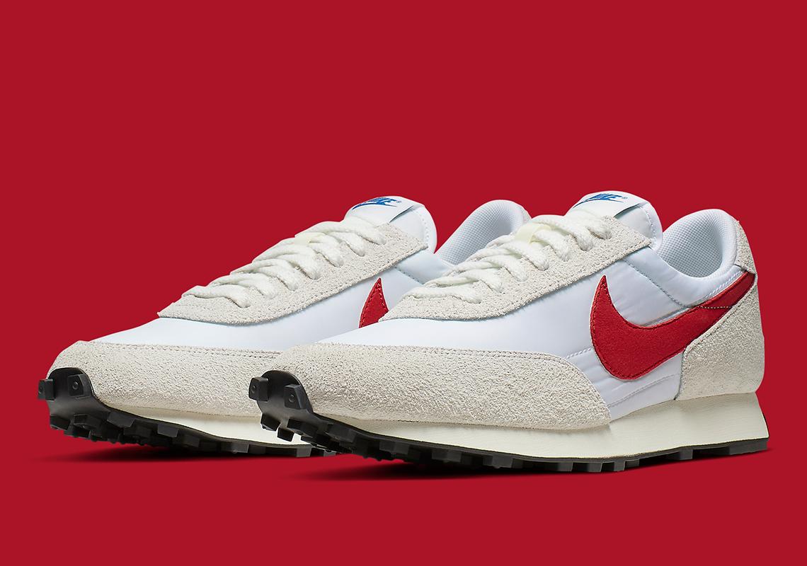 dd1895e3 Nike Daybreak White Red BV7725-100 Release Info | SneakerNews.com