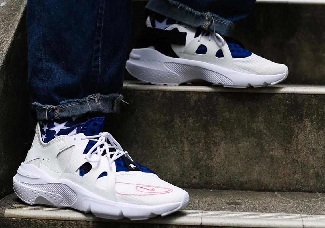 Nike N.354 Huarache Type Summit White
