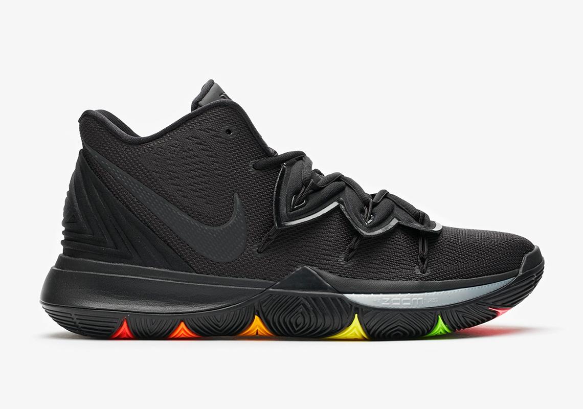Nike Kyrie 5 Rainbow Soles AO2918-001
