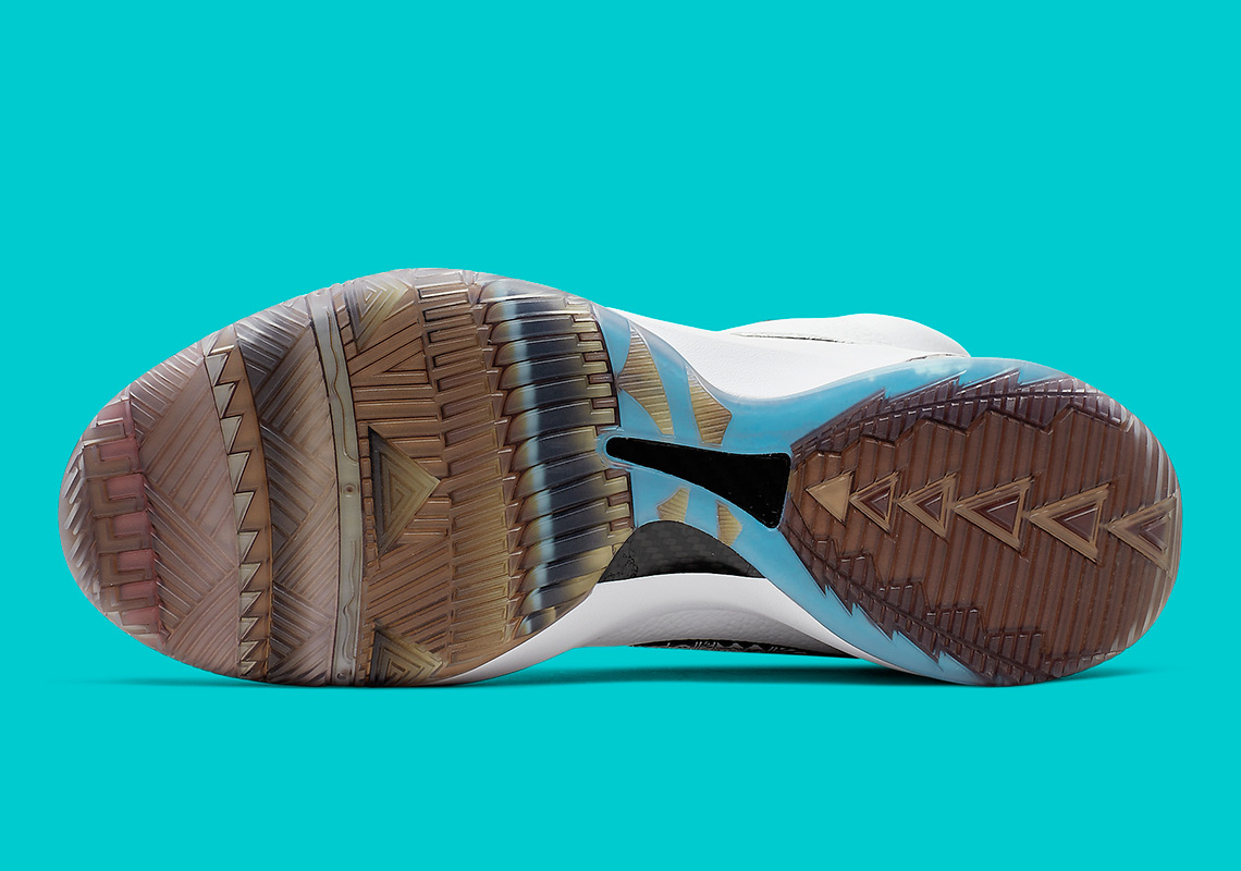 Tinker Hatfield's Nike N7 Zoom Heritage Drops This Week: Official Photos