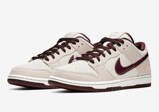 "Nike SB Dunk Low ""Desert Sand"" Hitting Skateshops Now"