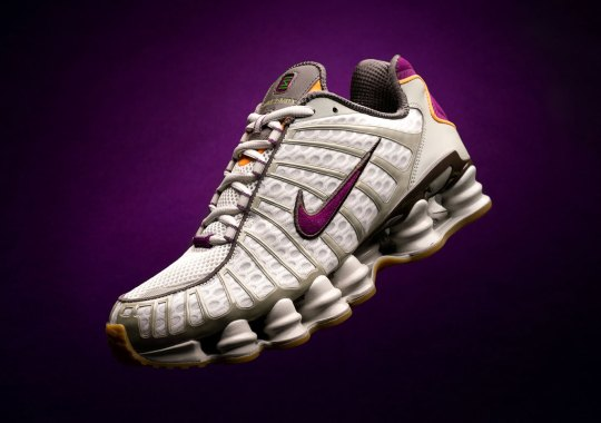 "best cheap ddc27 05665 Is Releasing An Exclusive Nike Shox TL ""Viotech"""