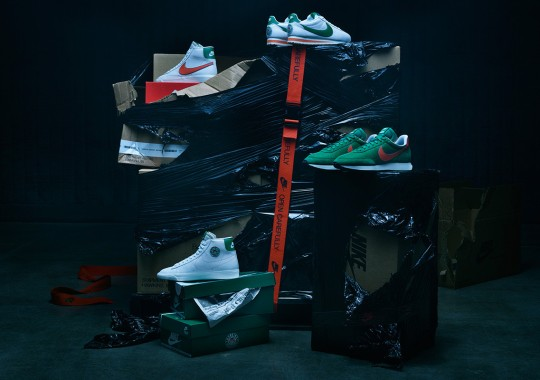 "The Stranger Things x Nike ""Hawkins High School"" Collection Releases June 27th"