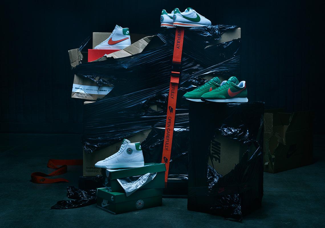 """Nike revela coleção especial com tênis e roupas da série """"Stranger Things"""" 2"""