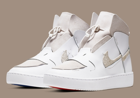 The Nike Vandalized LX For Women Is A Complete Deconstruction Of The Original