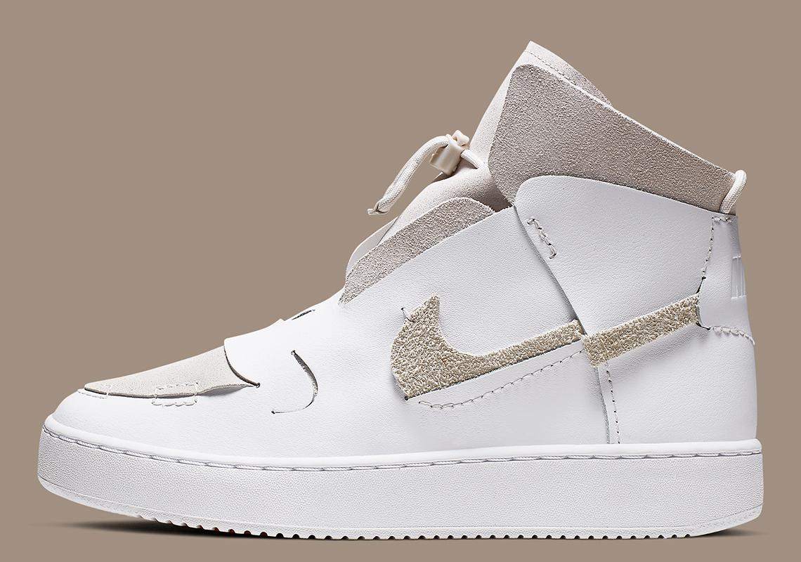 c86c5acc Nike Vandalized LX White Tan BQ3611-100 Release Info ...