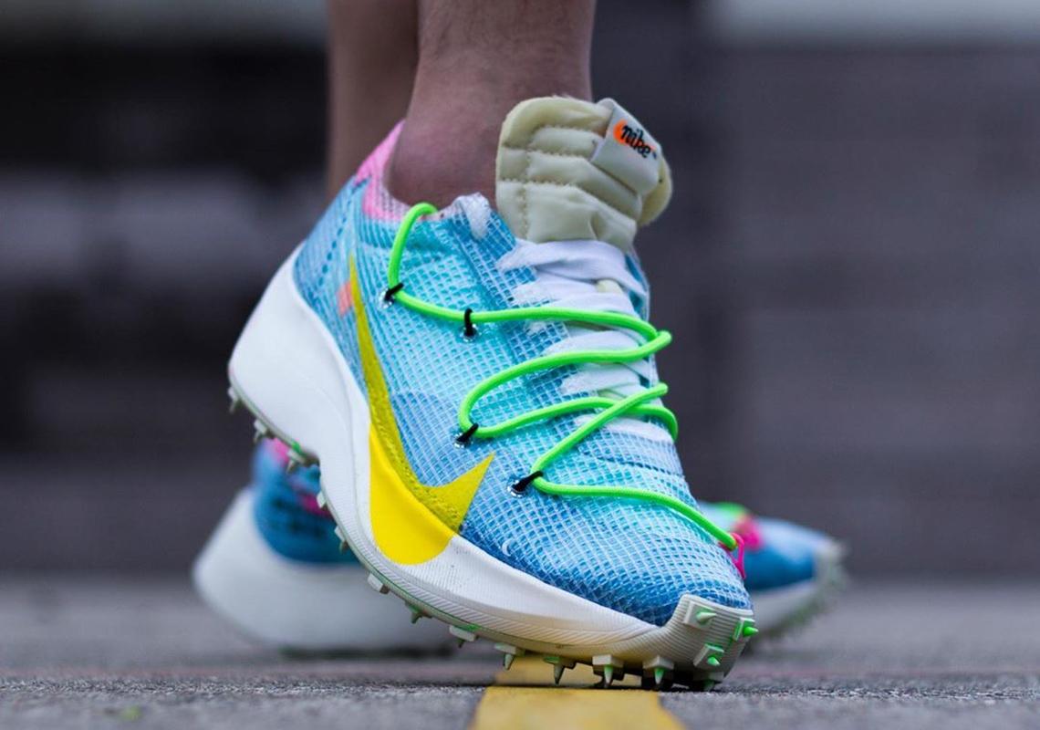 Off-White Nike Zoom Vapor Street