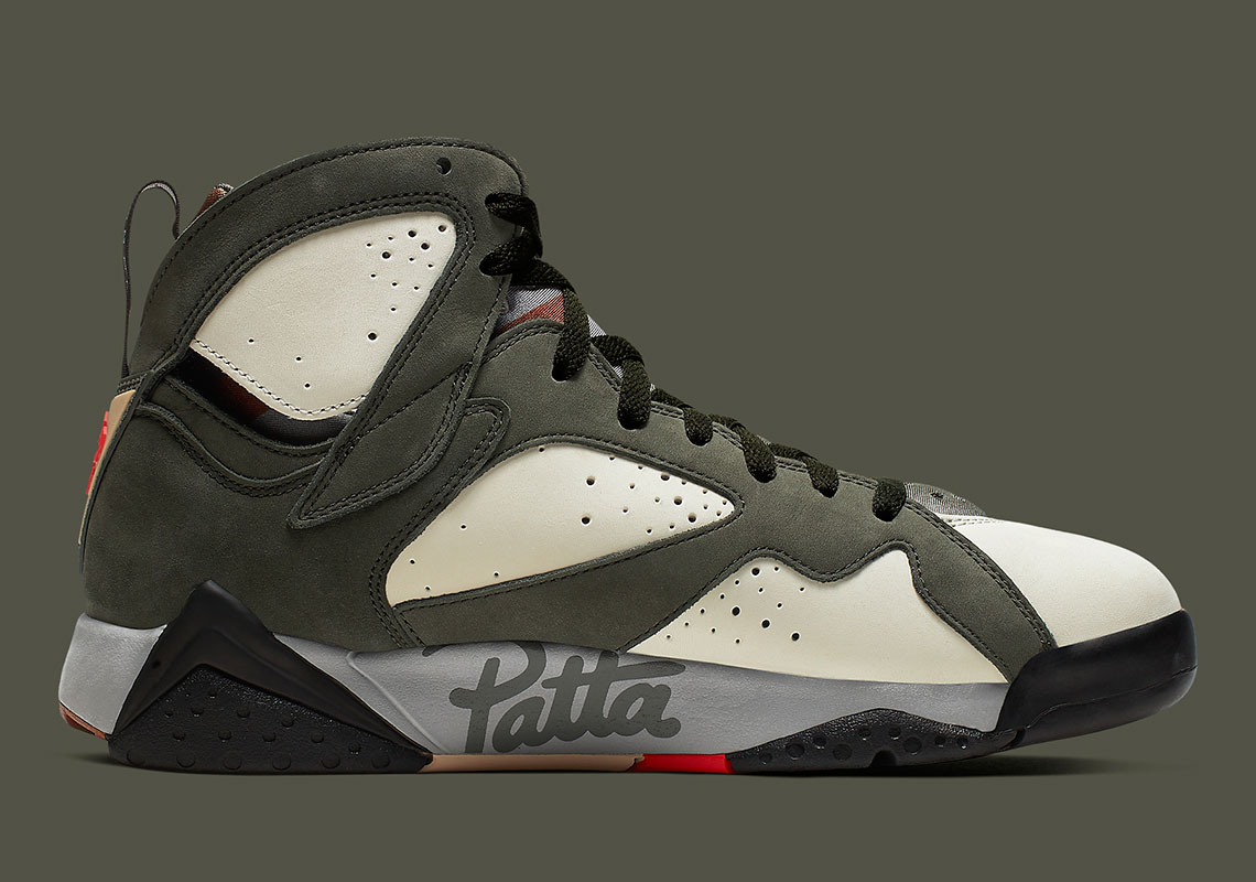 """34d3a540ce7 Patta x Air Jordan 7 """"Icicle"""" $200. Style Code: AT3375-100. Advertisement"""