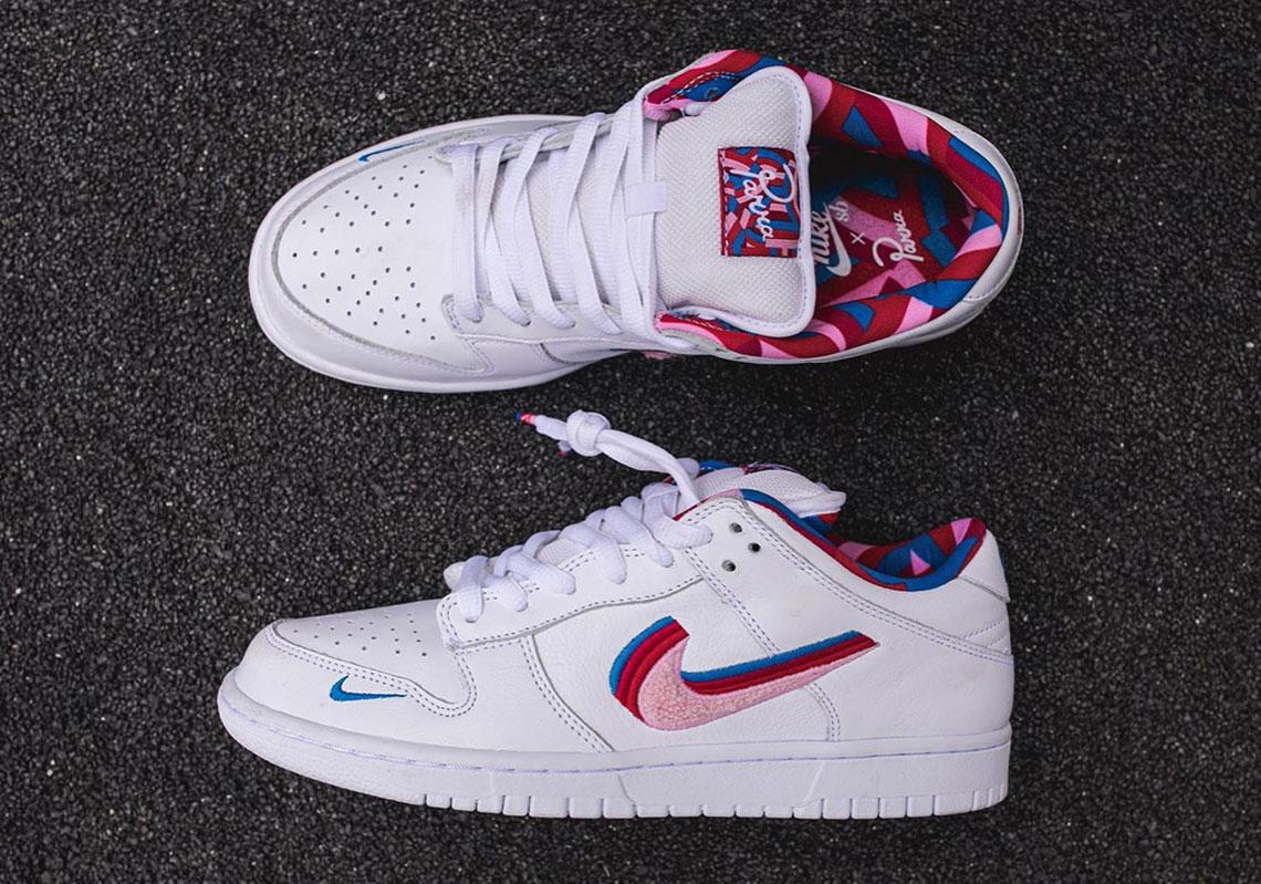 Piet Parra Nike SB Dunk Low Release Info + Detailed Photos ...