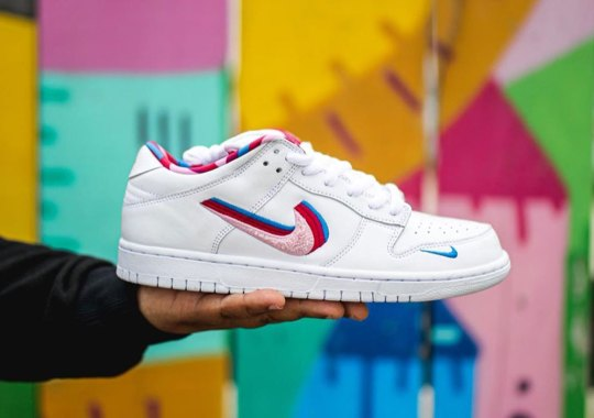 Detailed Look At The Piet Parra x Nike SB Dunk Low