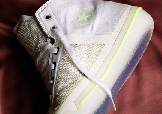 Kelly Oubre Debuts The Pigalle Paris x Converse All Star Pro BB At Paris Fashion Week