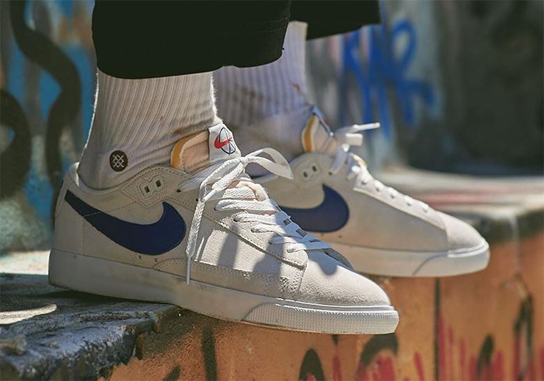 Polar Nike SB Blazer AV3028-100 Release Info | SneakerNews.com