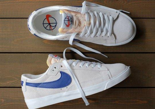 Polar Skate Co.'s Nike SB Blazer Low Revealed