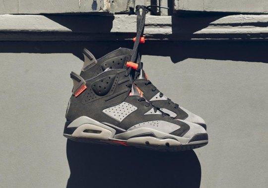 Jordan Brand Officially Announces 2019 Paris Saint-Germain Collection