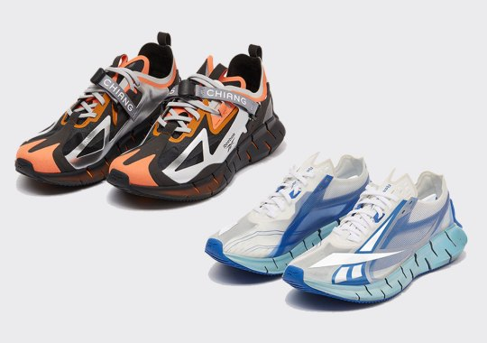 Reebok Debuts Paris Fashion Week Collaborations With Cottweiler, Ximon Lee, and Angus Chiang