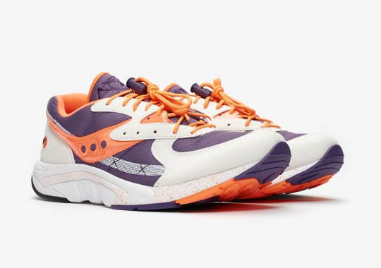 Saucony Brings Back The Aya Runner From 1994