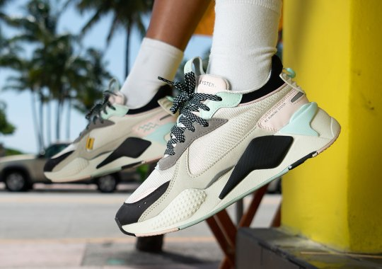 "Shoe Palace And Puma Show Their Carefree Summer Spirit With New ""Falling Coconut"" Collection"