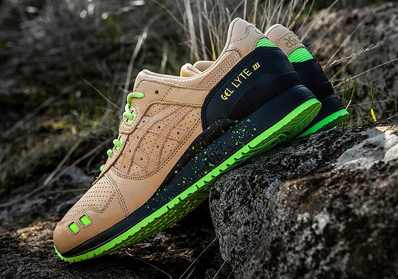 e522a40b42483 Sneaker Freaker ASICS GEL-Lyte III Neurotoxic Release Info ...