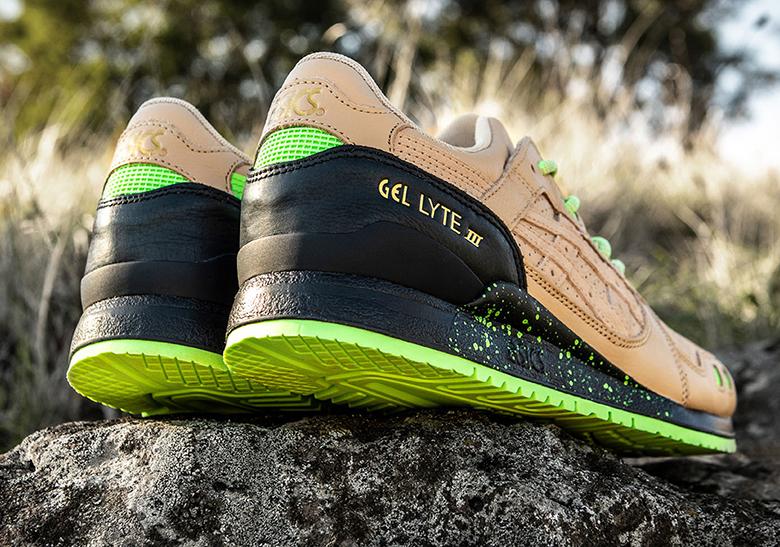 Sneaker Freaker ASICS GEL-Lyte III
