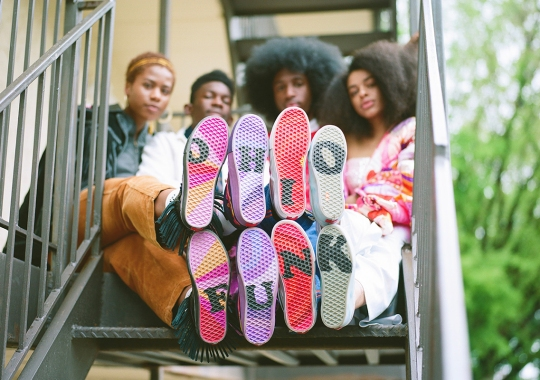 Sole Classics And Vans Bring The Funk With Collection Inspired By Iconic Artists