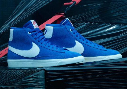 """Stranger Things x Nike Blazer """"OG Collection"""" Releases On July 12th"""