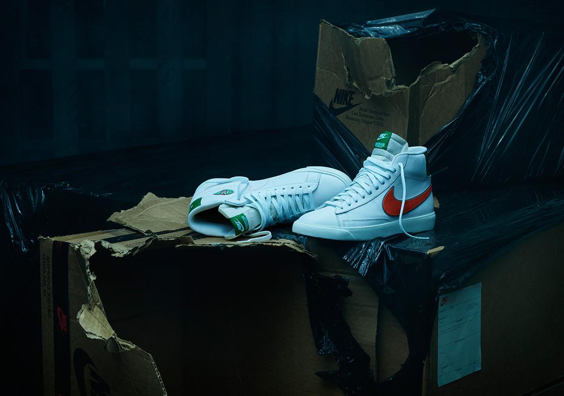 """Nike revela coleção especial com tênis e roupas da série """"Stranger Things"""" 4"""