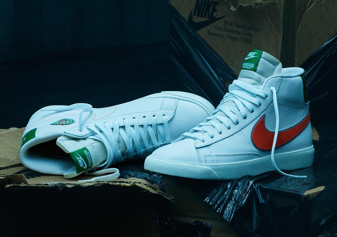 Buy Stranger Things Nike Hawkins Shoes