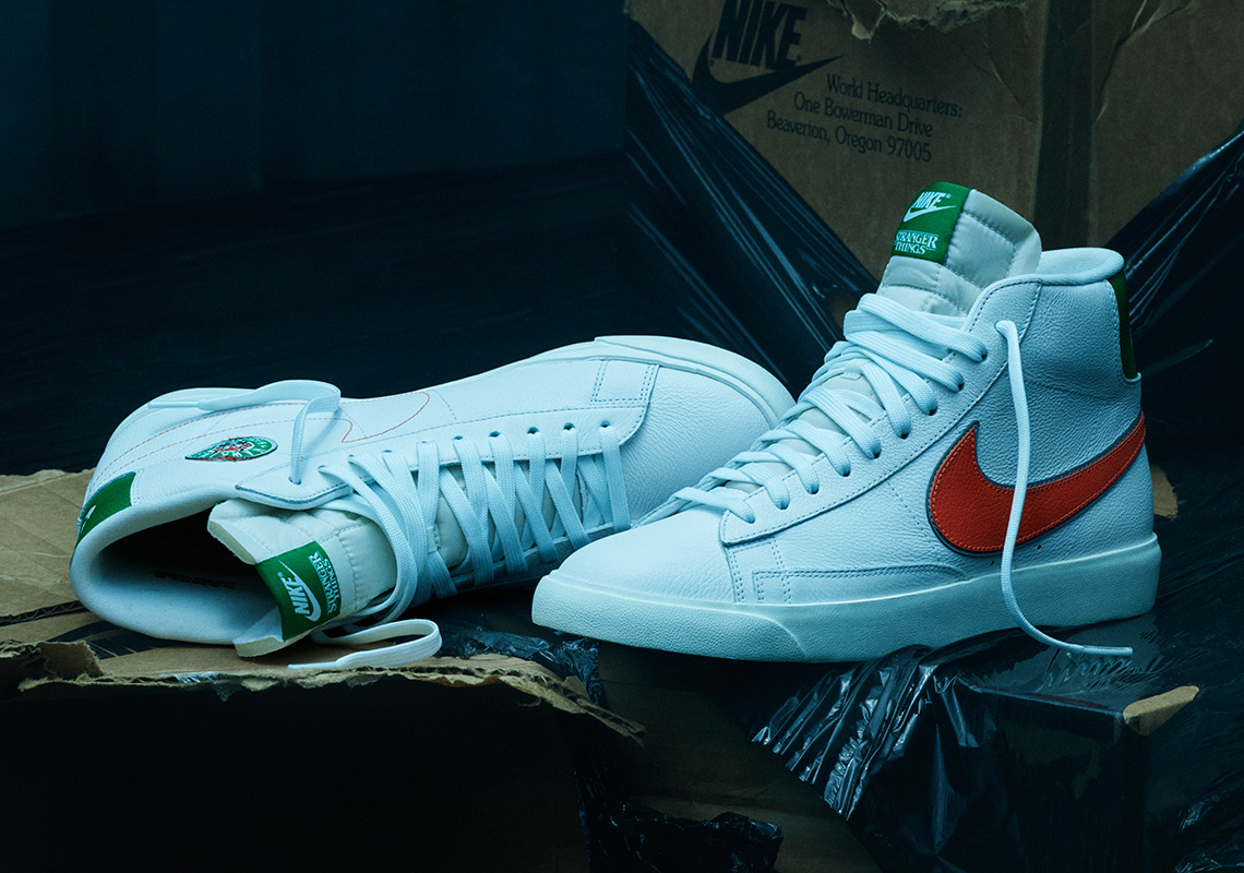 Nike Stranger Things Shoes - Release Dates | SneakerNews.com