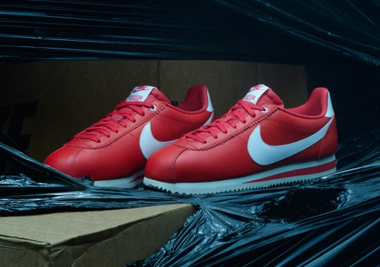"""Stranger Things x Nike Cortez """"OG Collection"""" Releases On July 1st"""