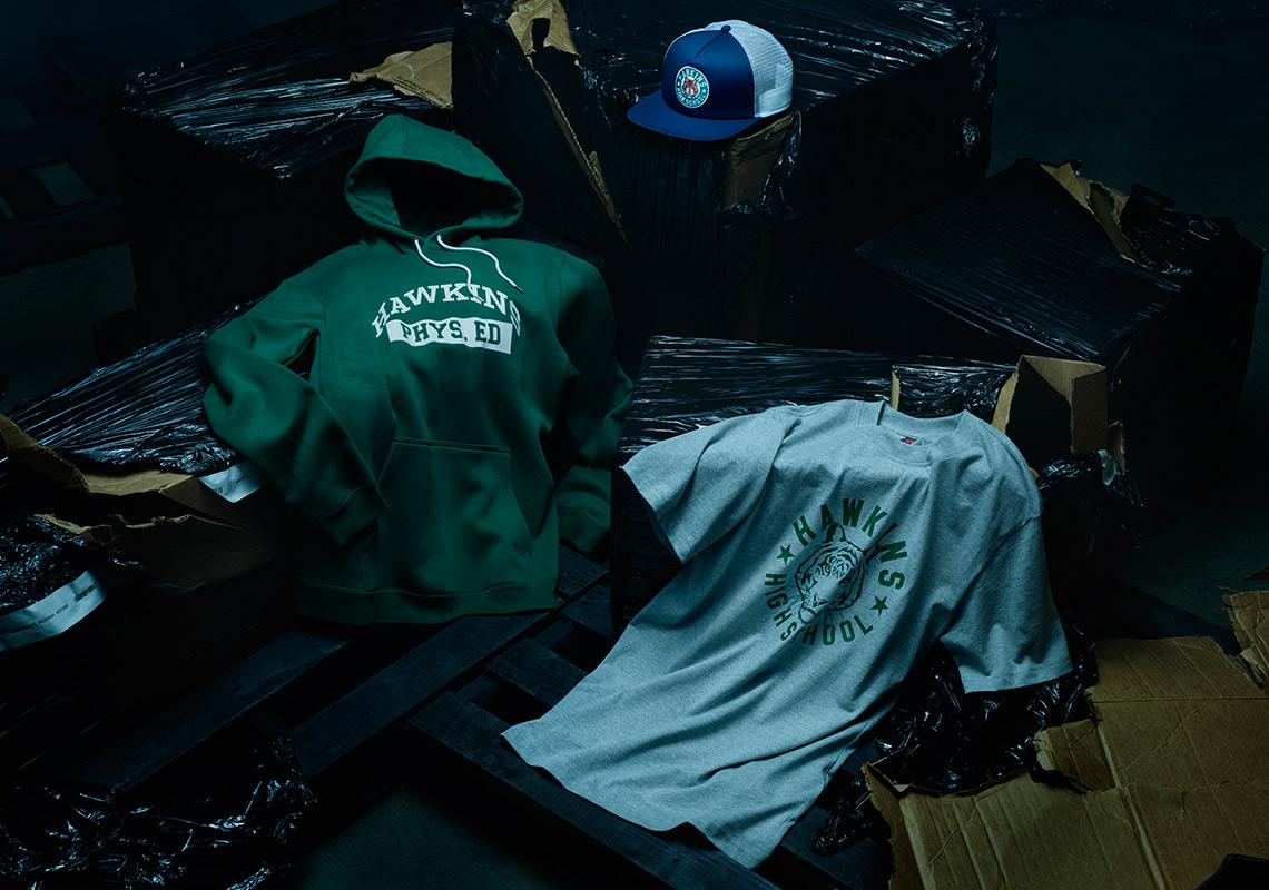 """Nike revela coleção especial com tênis e roupas da série """"Stranger Things"""" 13"""