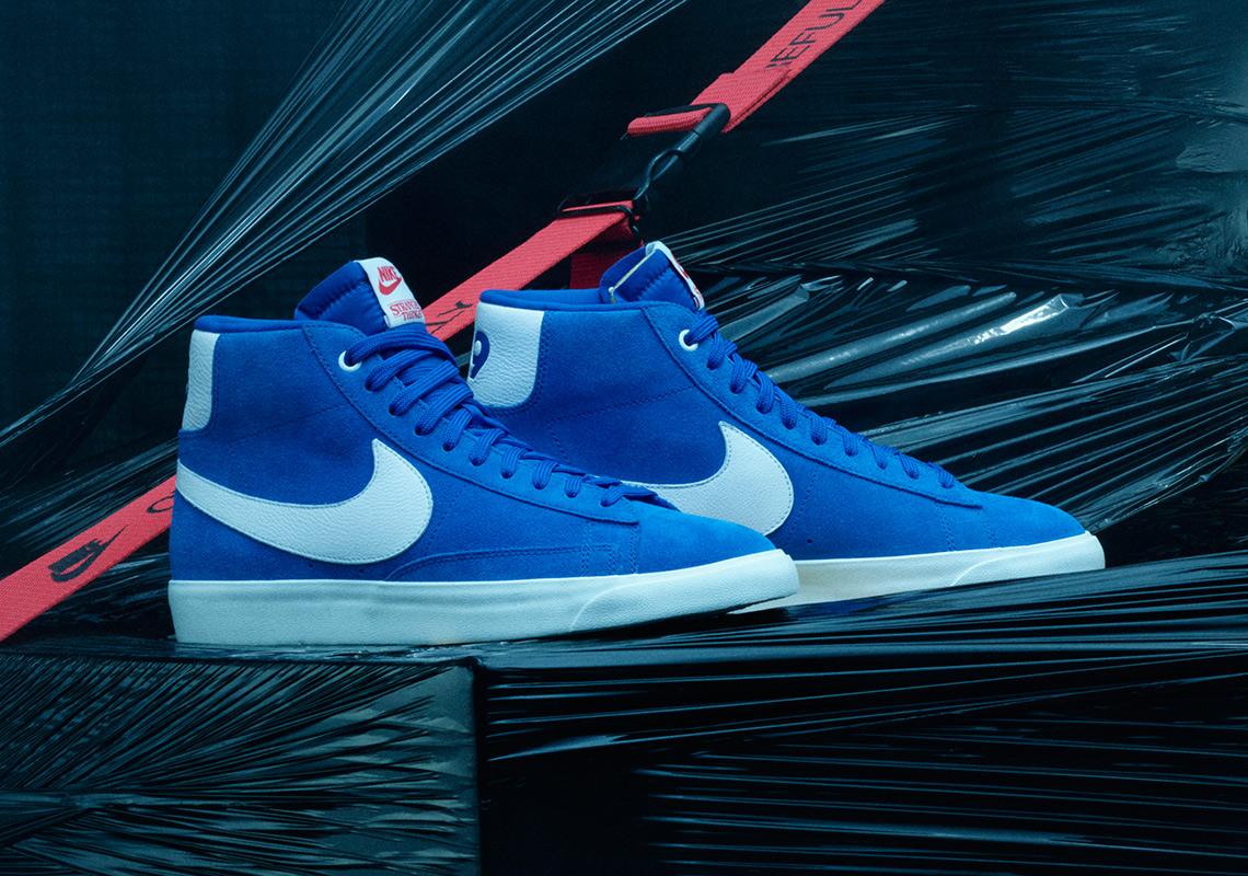 """Nike revela coleção especial com tênis e roupas da série """"Stranger Things"""" 20"""