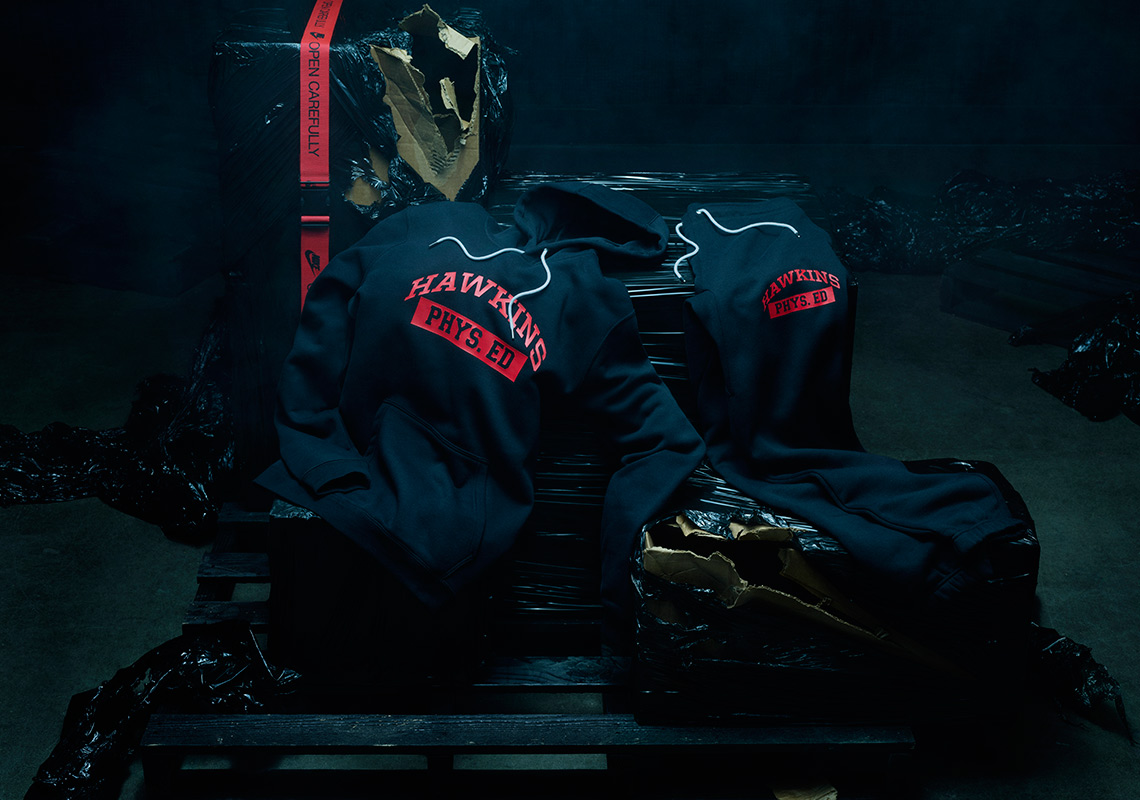 """Nike revela coleção especial com tênis e roupas da série """"Stranger Things"""" 21"""