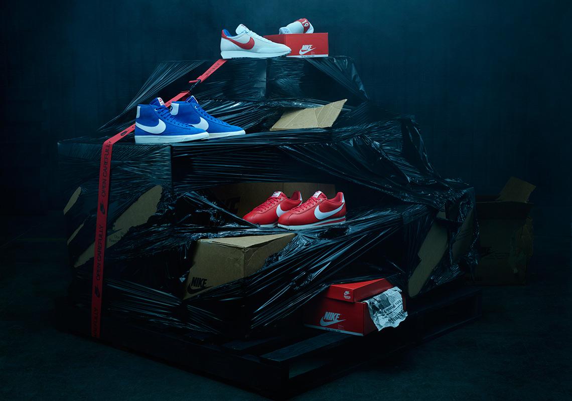 """Nike revela coleção especial com tênis e roupas da série """"Stranger Things"""" 3"""