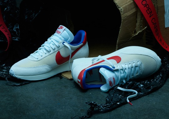 """Stranger Things x Nike Tailwind """"OG Collection"""" Releases On July 1st"""