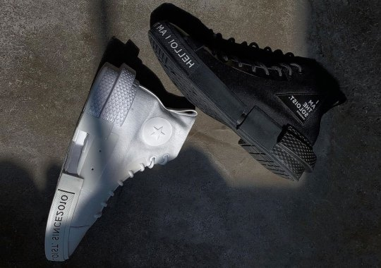 TAKAHIROMIYASHITA The Soloist And Converse Create Armored Chuck 70s For SS20