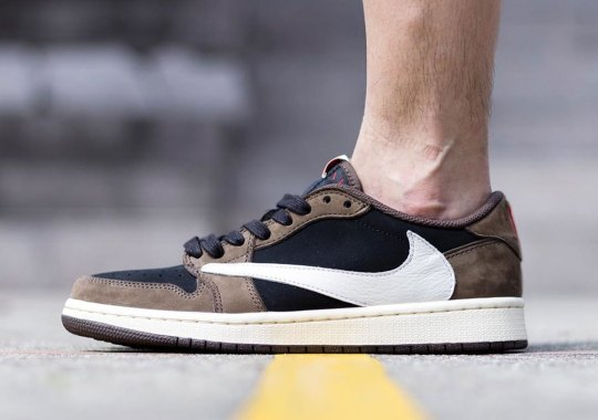 Is The Travis Scott x Air Jordan 1 Low The Most Anticipated Shoe Of Summer?