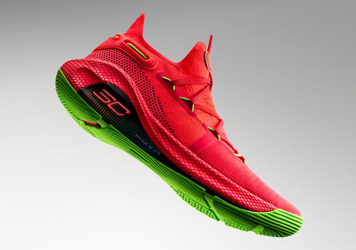 UA Curry 6 Roaracle Release Date | SneakerNews.com