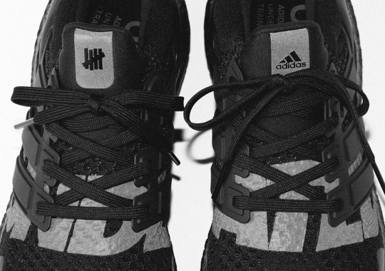 UNDEFEATED To Release A Stealth Black adidas Ultra Boost Collaboration This Friday