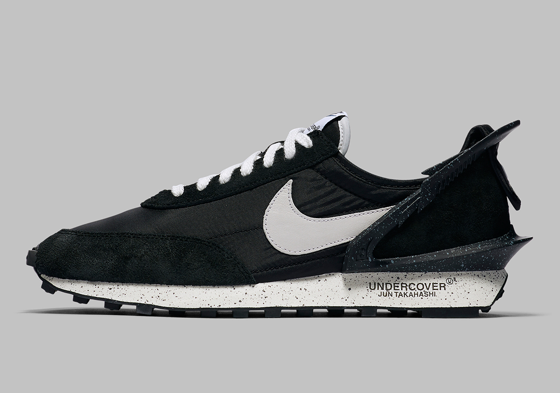 huge discount 4abd8 c1e9c Where To Buy The UNDERCOVER x Nike Daybreak In Black