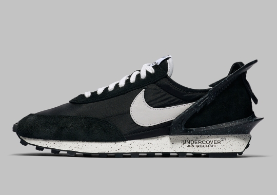 Where To Buy The UNDERCOVER x Nike Daybreak In Black