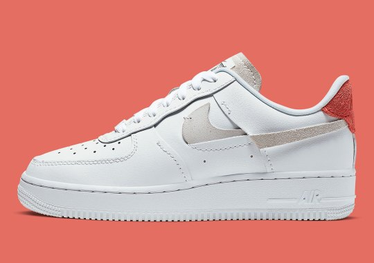 """size 40 72d20 c5445 Nike s Inside-Out Renditions Continue With The Air Force 1 """"Vandalized"""""""