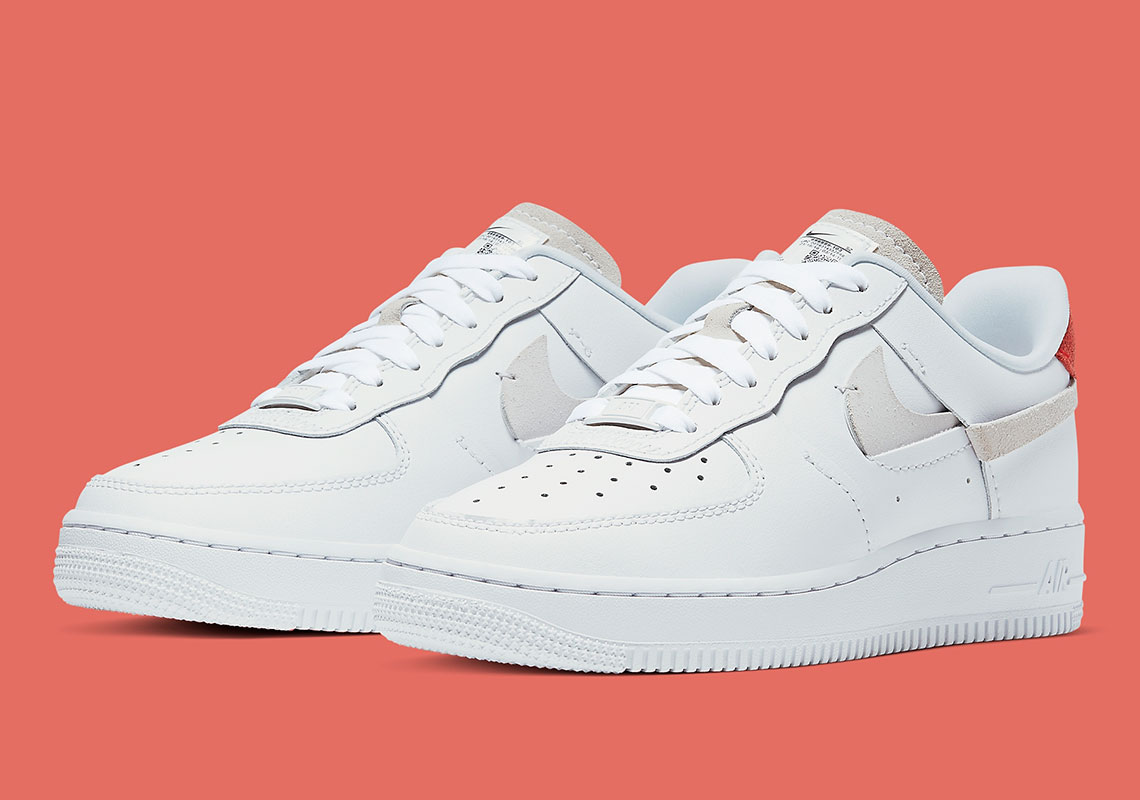 acheter pas cher 9682f 6b39d Nike Air Force 1 Vandalized 898889-103 Release Date ...