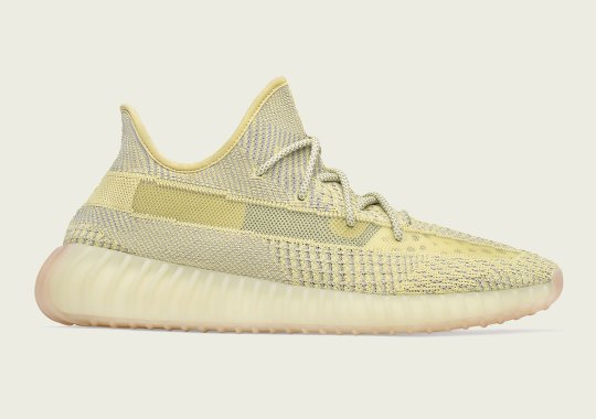 "The adidas Yeezy Boost 350 v2 ""Antlia"" Releases Tomorrow"